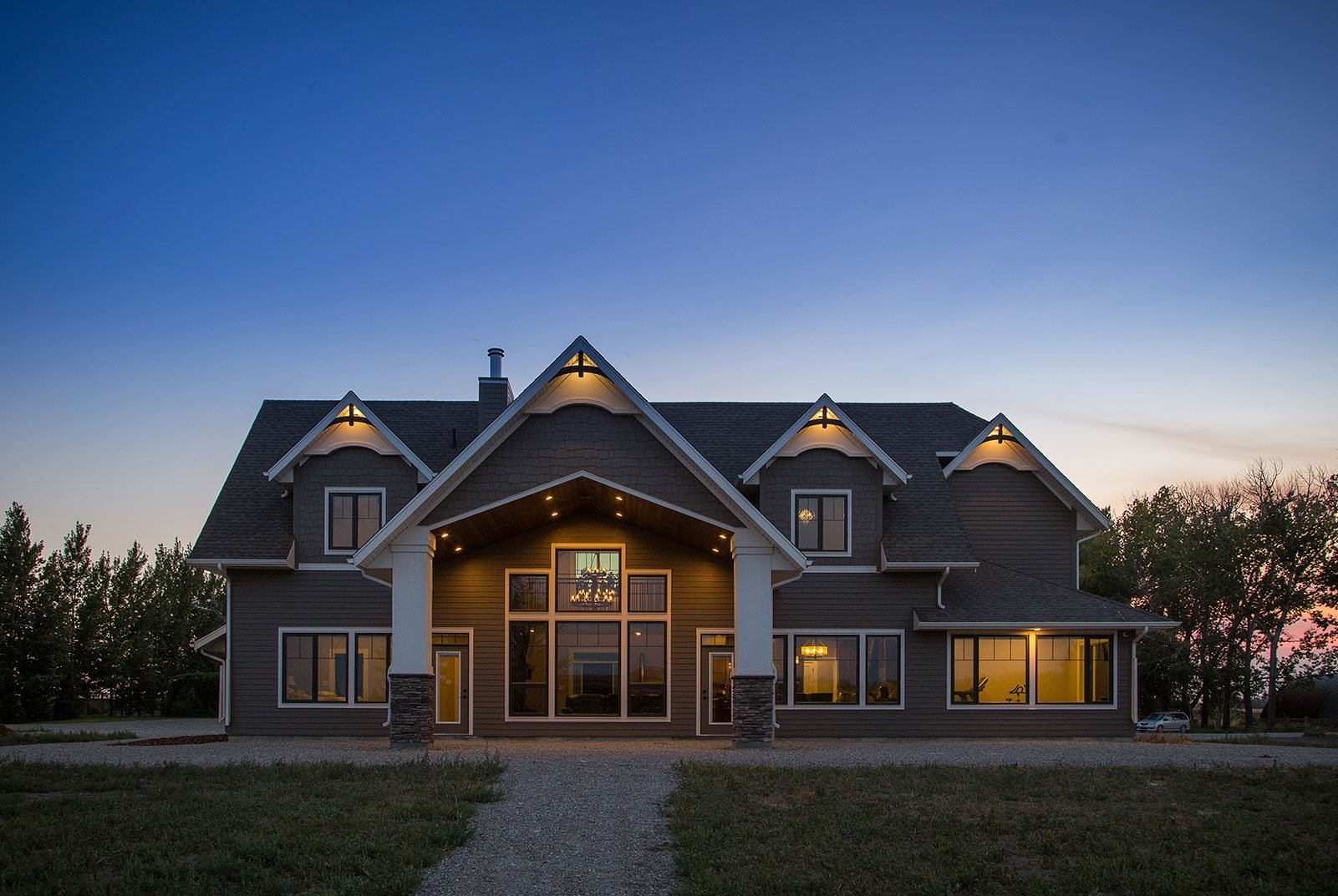 What is a Custom Home?